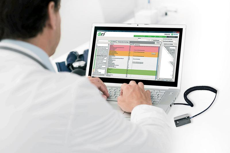 Diagnostika ERI